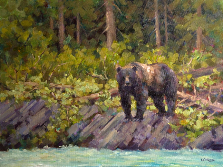 SOLD - Grizzly