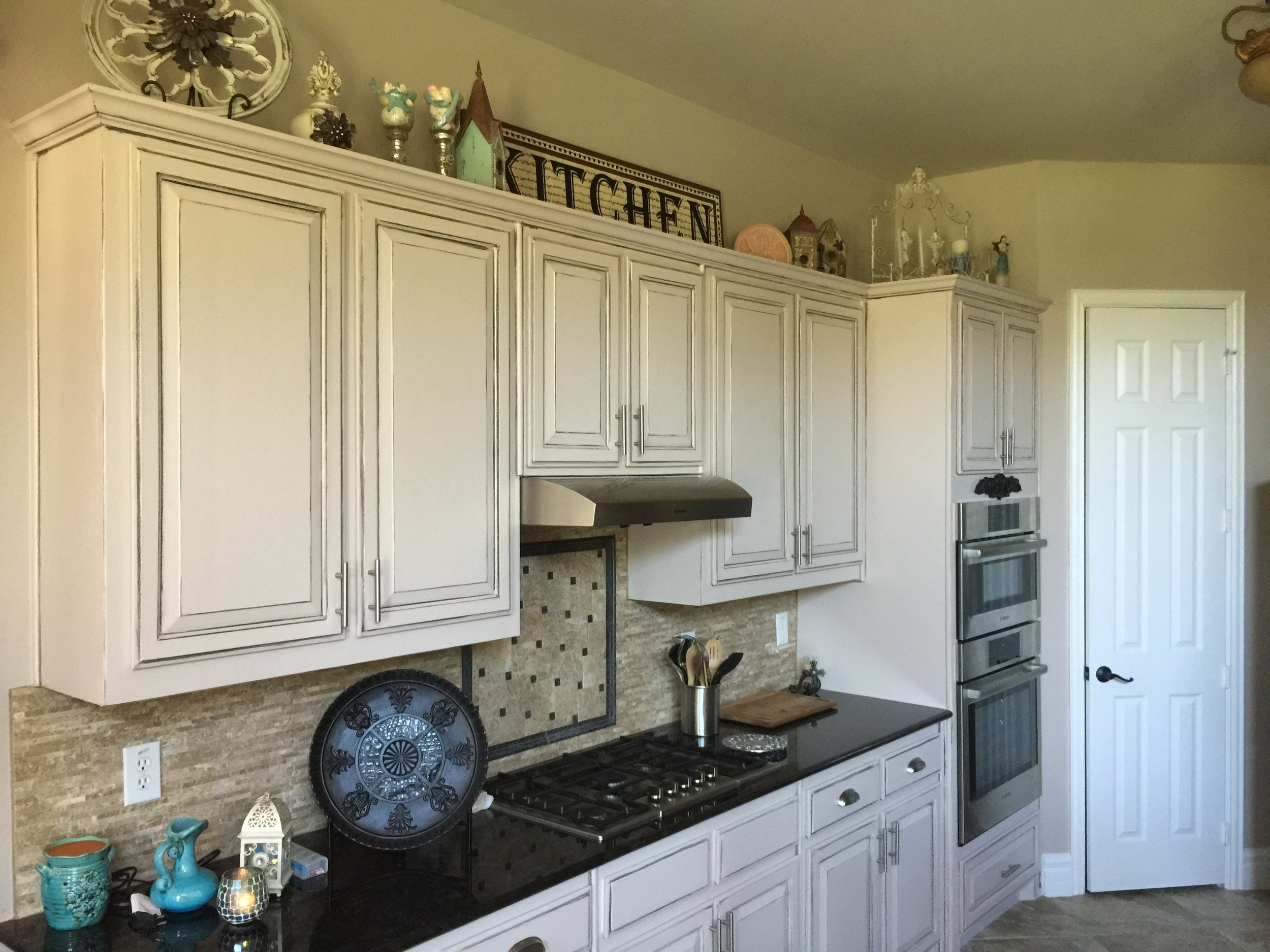 Tilia Design Co. Kitchen Cabinet Painting