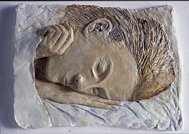 Sleeping Head, 1997