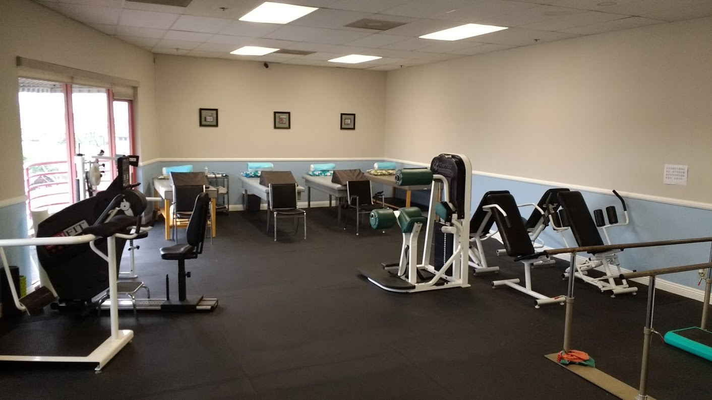 Gym and Treatment Tables