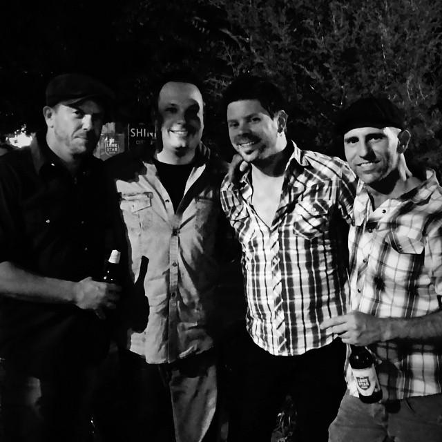 The boys @ love & war