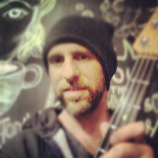 Im a bass player now!
