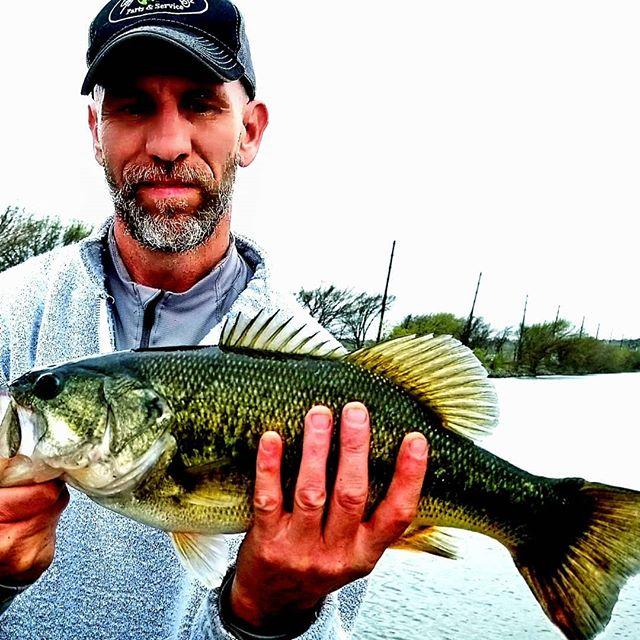 Spring fishin