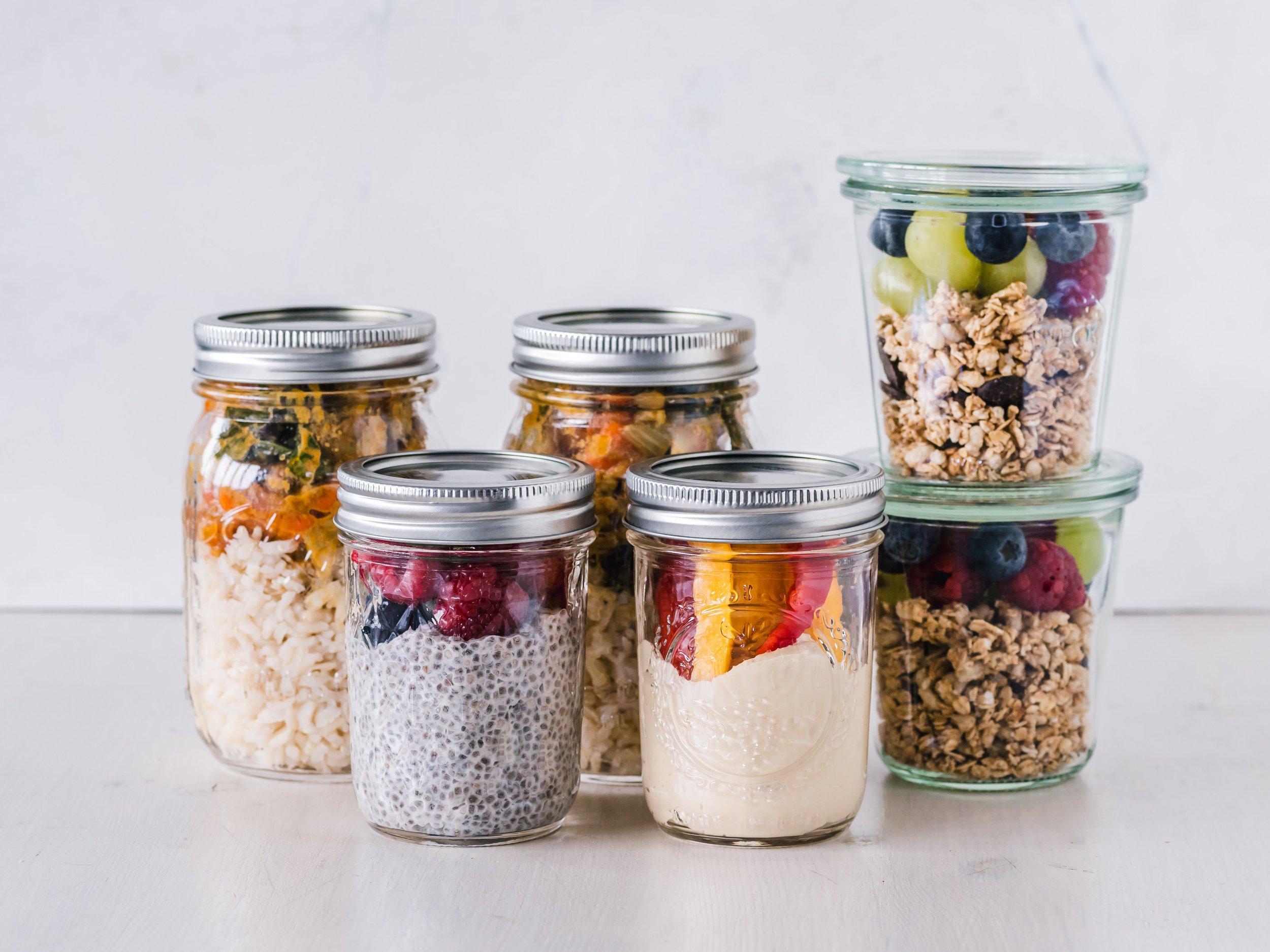 4 - SHOP SMART: Bulk FoodS & Produce