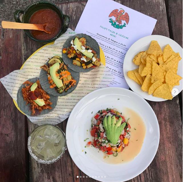The short run of Pacos Tacos & Ceviche went down an absolute storm