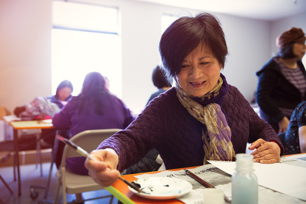Senior Asian woman doing painting activity 5.jpg