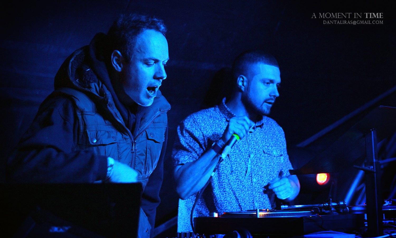 Dirty Dubsters DJ Set.