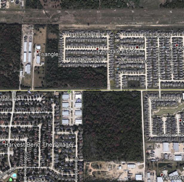 Houston, TX - +/- 179,200 SF