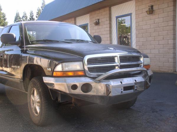 dodge dakota durango winch ready bumpers dodge dakota durango winch ready bumpers