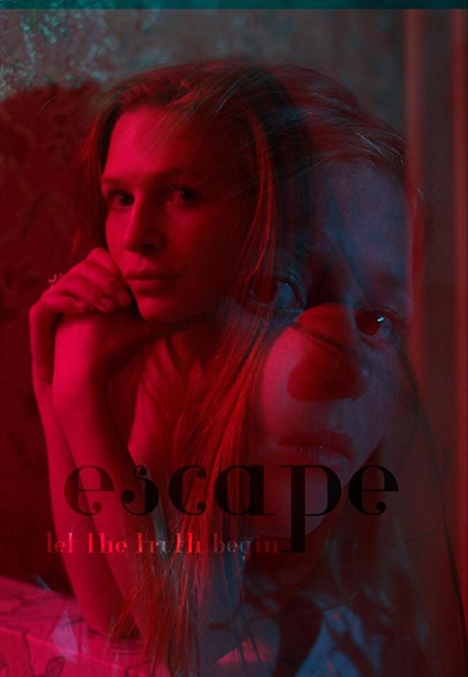 ESCAPE - Meredith Littas, DirectorBased on the true story, ESCAPE premiered at the Cannes Film Festival 2018.