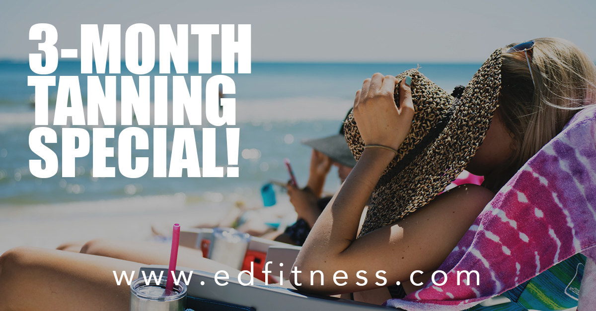 EveryDay Fitness Gym in Redding California - 3 Month Tanning Special.jpg