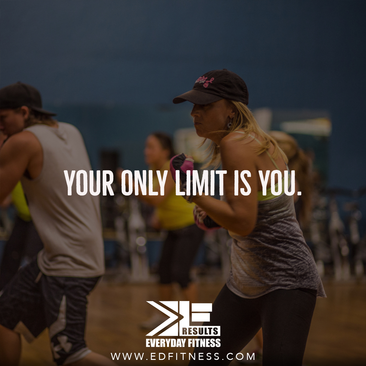 EveryDay Fitness Best Gyms in Redding Near Me