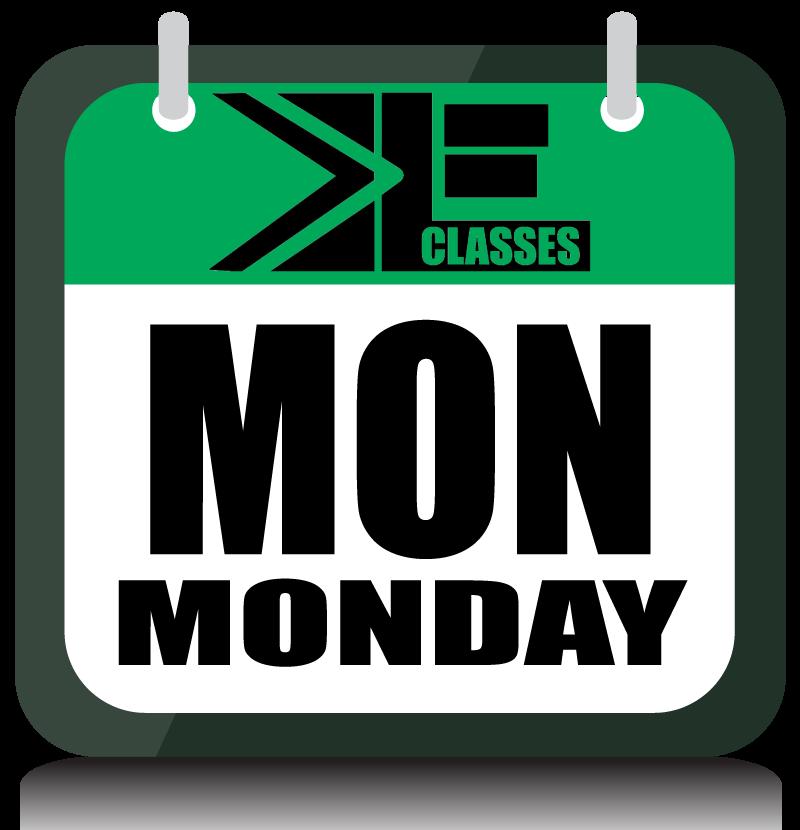 Monday Everyday Fitness Redding