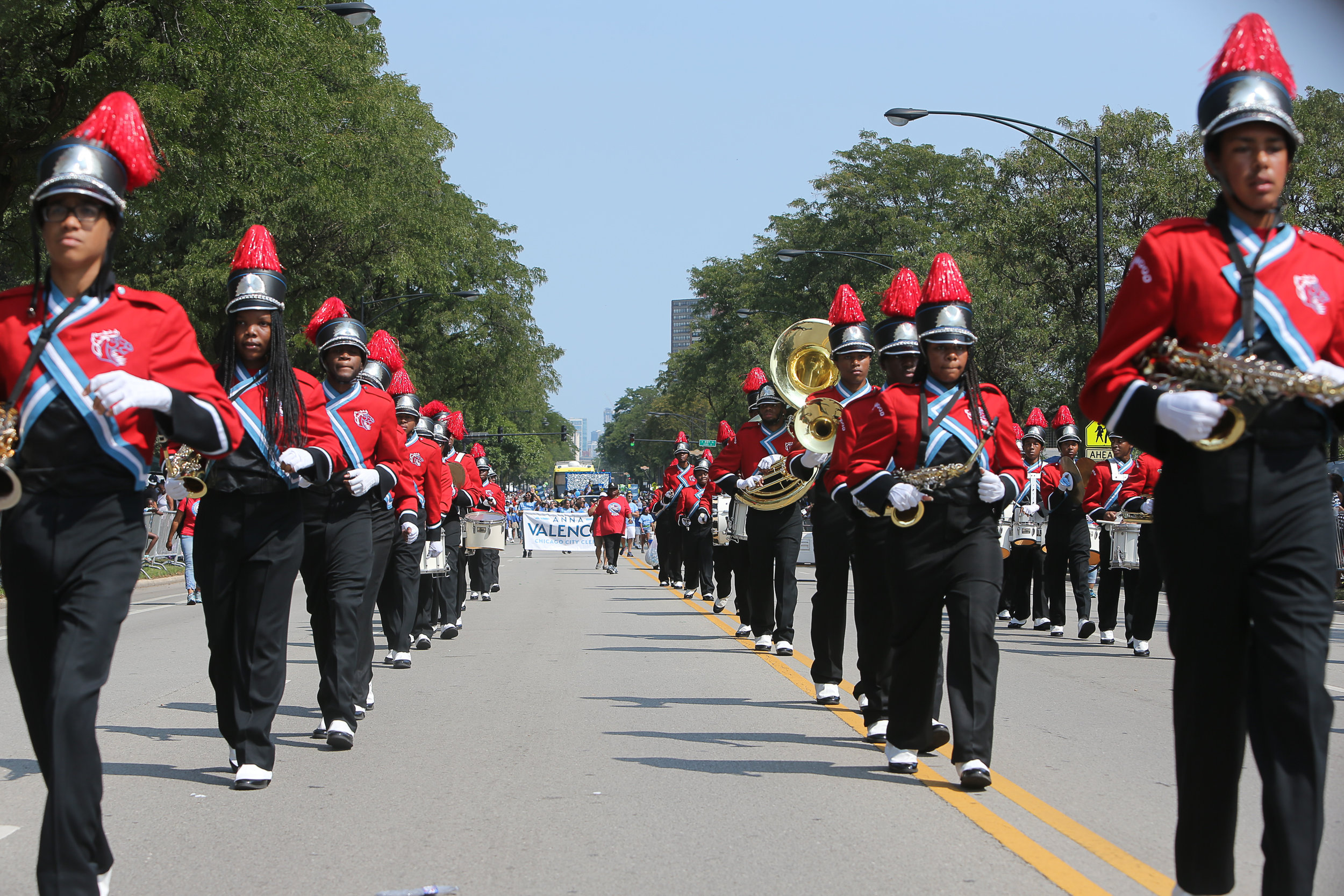 Kenwood Marching Band, Photo By Matt Gibson.JPG