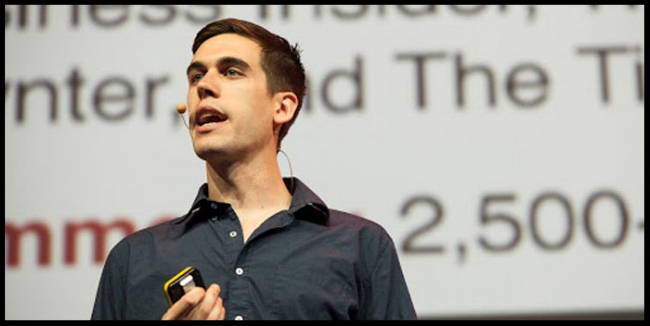 Author Ryan Holiday