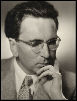 An image of a young Viktor Frankl.