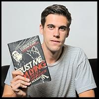 Author Ryan Holiday.