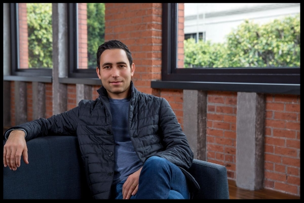 Author Scott Belsky ( all images credit to Scott Belsky ).