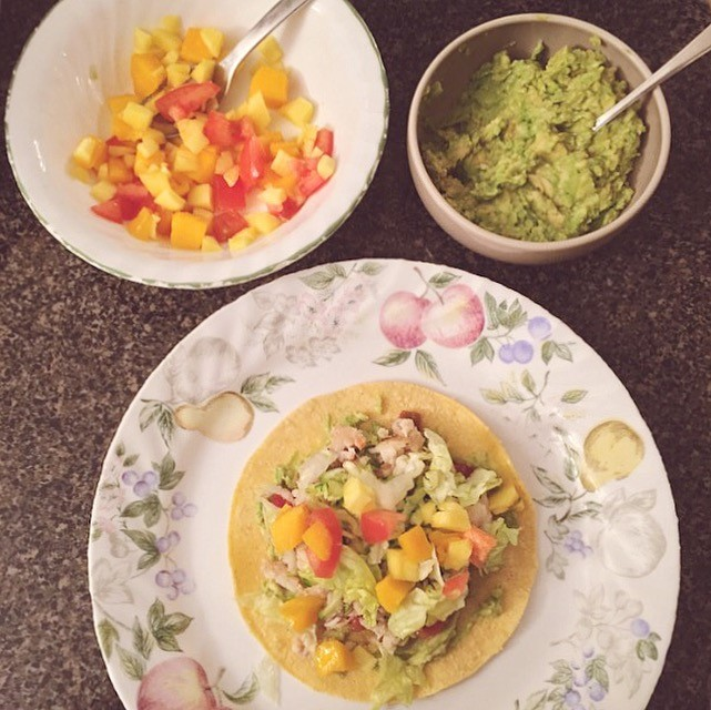 Copy of Healthy Fish Tacos
