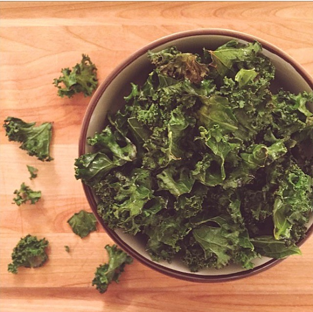 Copy of Kale Chips