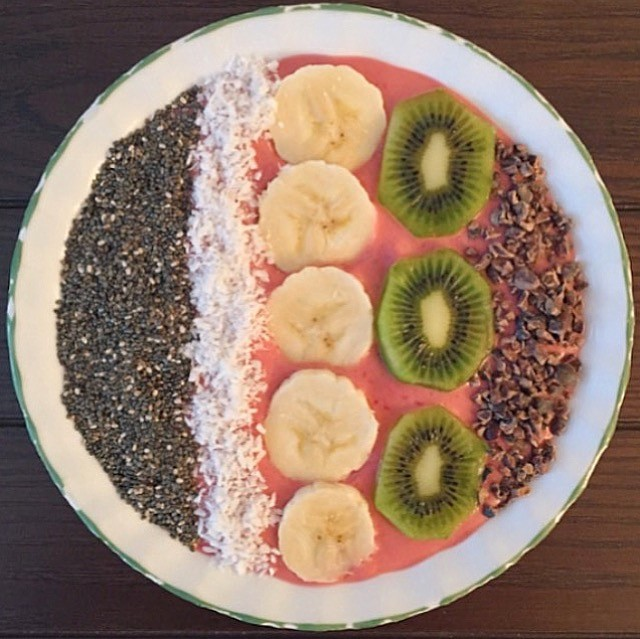 Copy of Tropical Smoothie Bowl