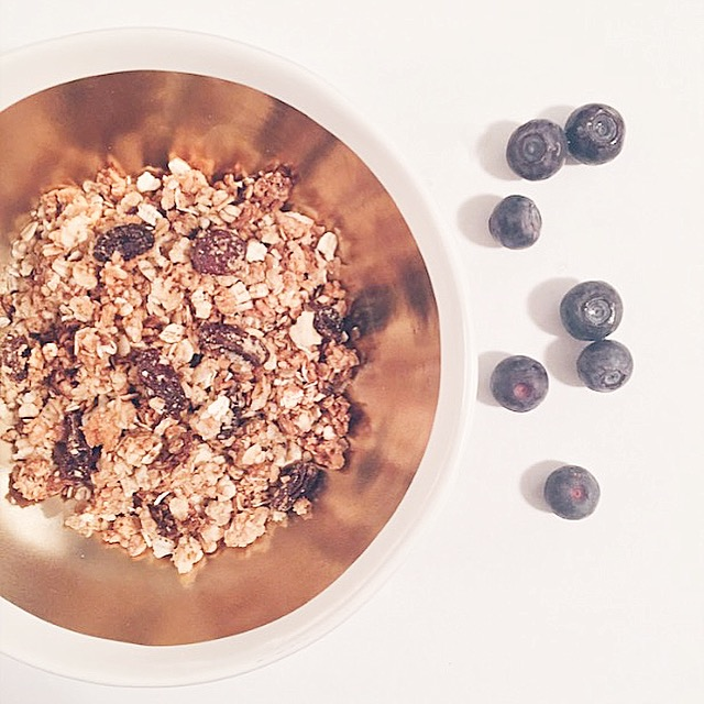 Copy of Homemade Granola
