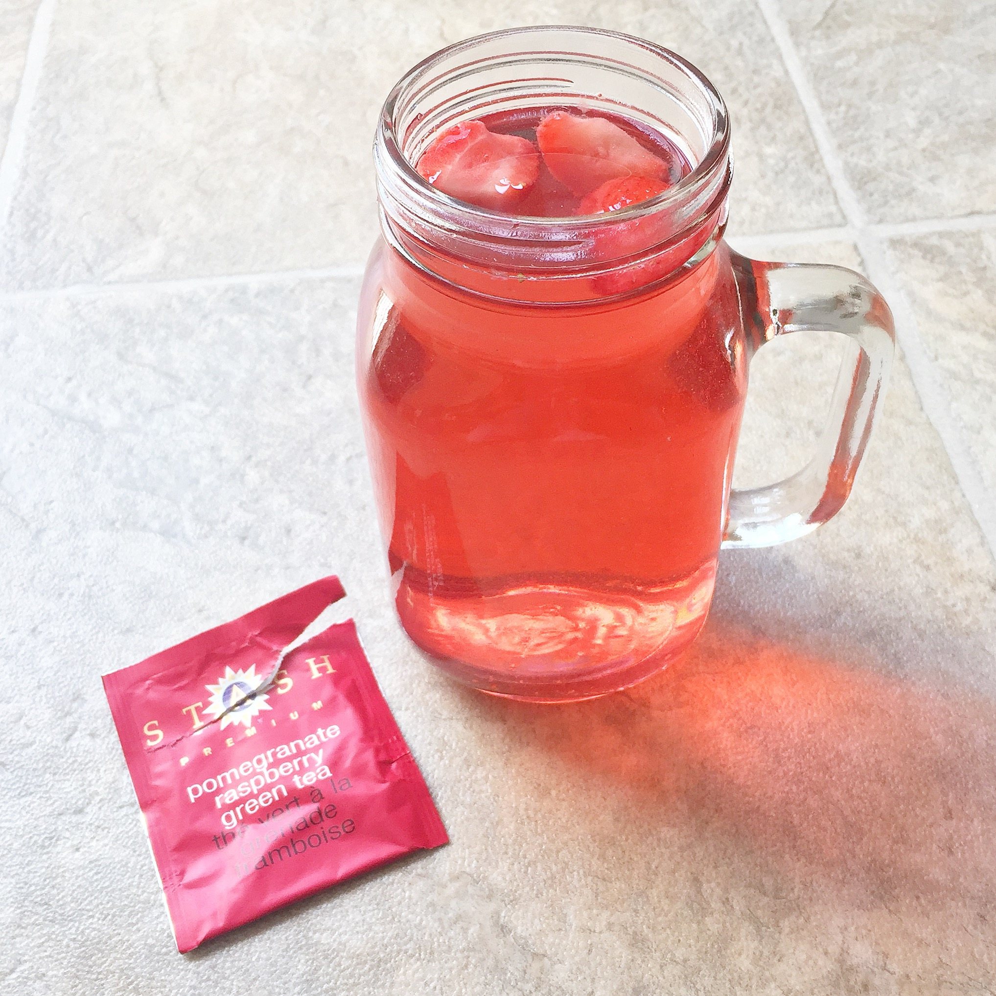 Copy of Iced Berry Green Tea