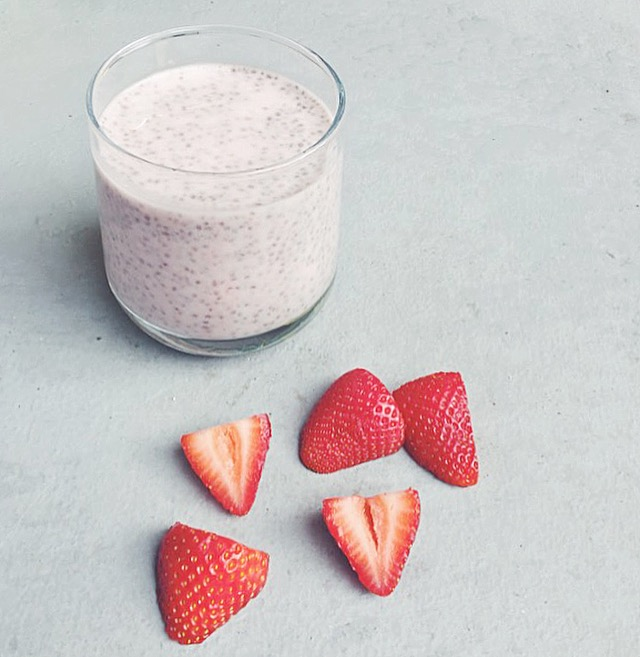 Copy of Strawberry Chia Seed Pudding