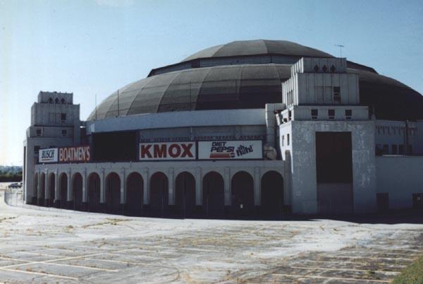 St. Louis Arena, St. Louis, MO, U.S.A.