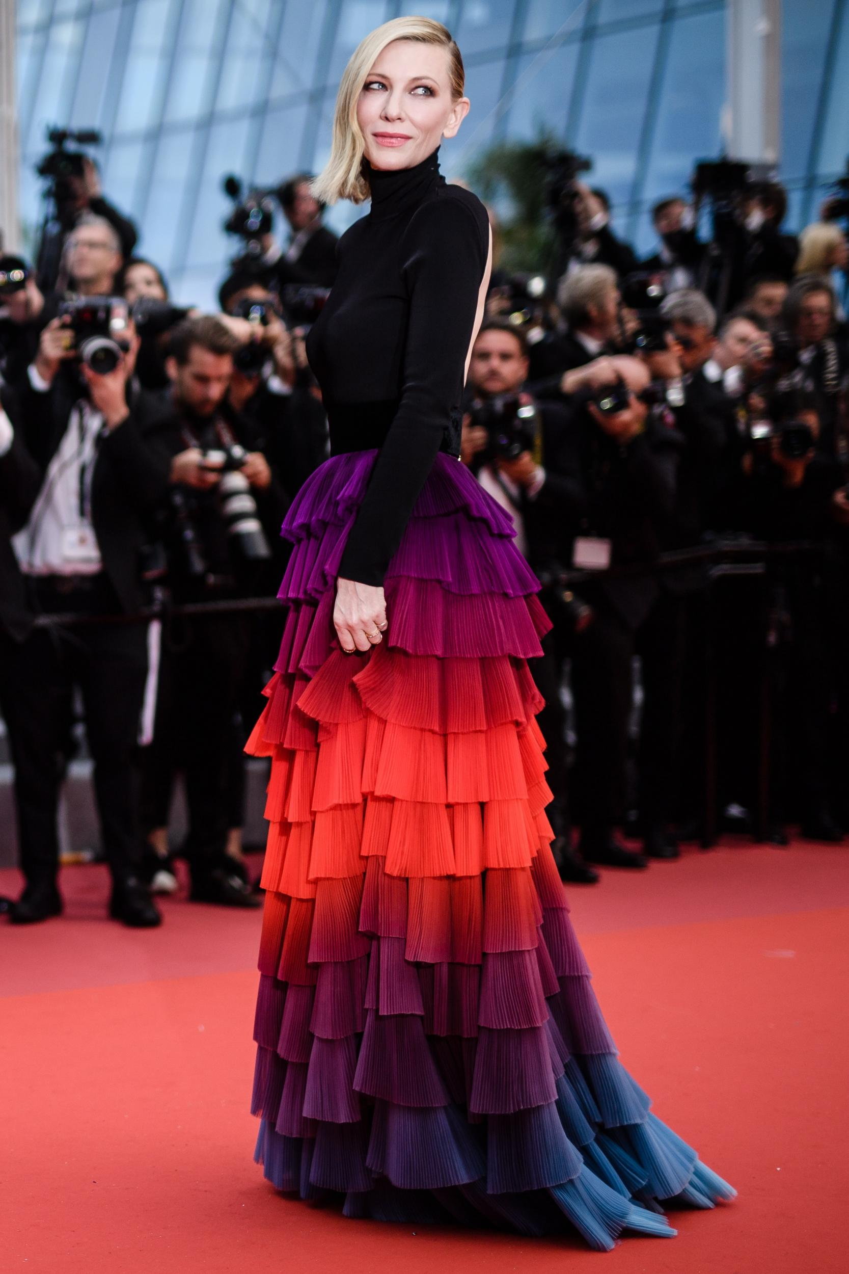 Cate Blanchett, Cannes 2018