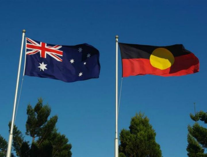 Australian & Aboriginal Flags