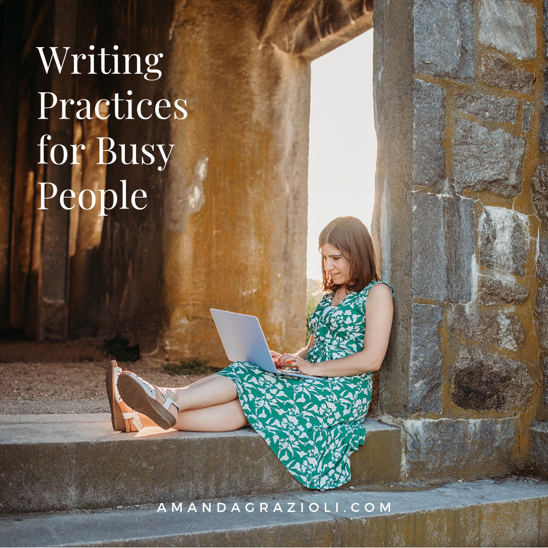 Writing Practices for Busy People