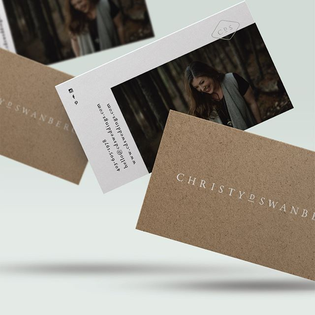 card design for @christydswanbergphoto⠀ ⠀ #design #branding #logo #art #creative #typography #graphicdesigner #designinspiration #inspiration #marketing #logoinspirations #logosai #swellyyc #yyc #designstudio #minimal #modern #brandstylist #studio #graphicdesign #logodesign #designer #illustrator #brandidentity #businesscard