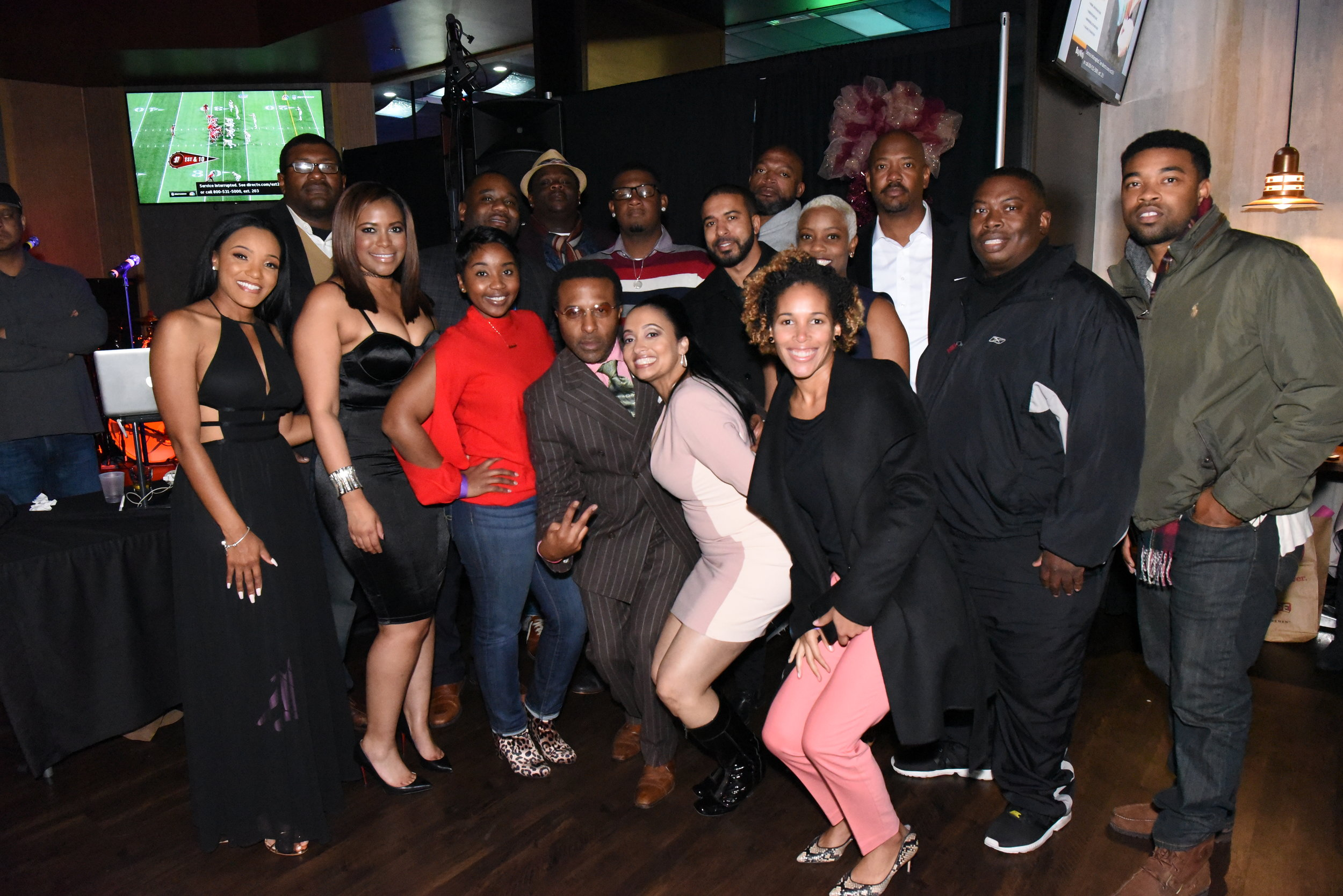 MIX, MINGLE & JINGLE:  NETWORKING FOR A CAUSE