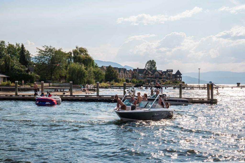 Hotel Eldorado Boat Launch