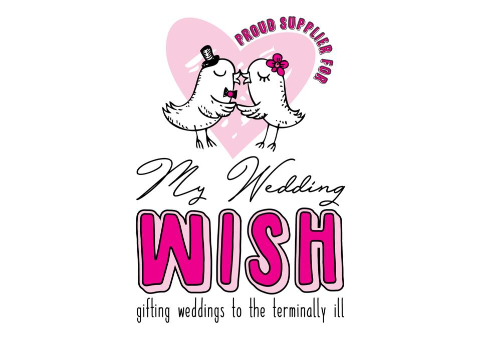 - I am a proud supplier to My Wedding Wish.Click image for further information.