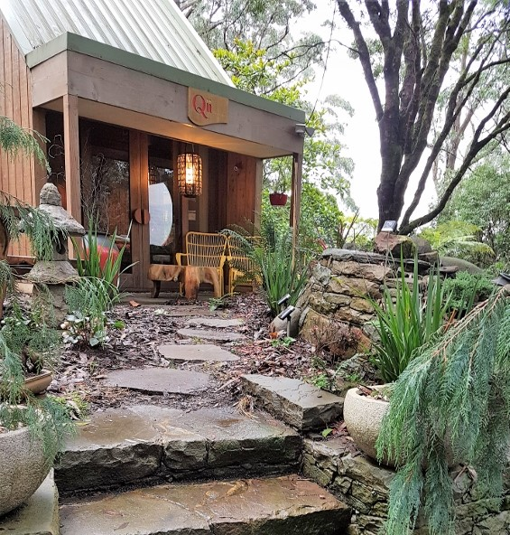 Qii House in the Great Otway National Park