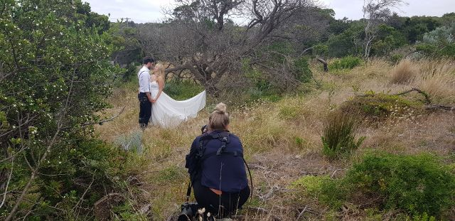 Your celebrant may be able to recommend other local suppliers, like photographers.