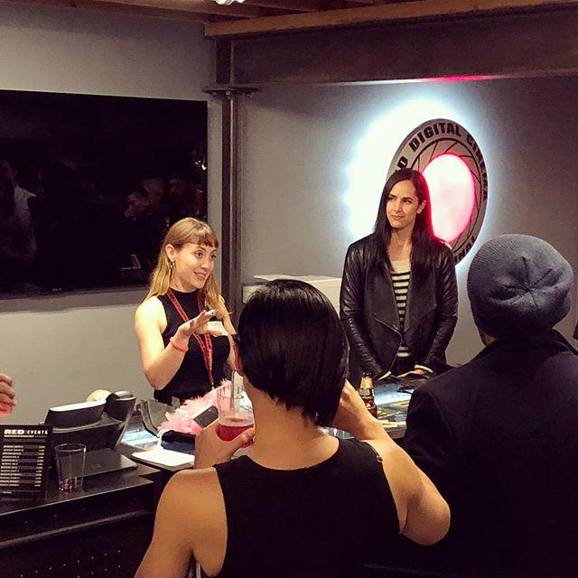 Thank you, @reddigitalcinema and @kitsplit for a fun night! It was a blast meeting fellow film makers in Los Angeles!🎥 . . . . . #film #shortfilm #video #movie #cinema #filmmaking #filmmakers #camera #cinematography #actor #producer #work #art #director #losangeles #westhollywood #hollywood #circadia #koponenbrothers #brothers #screenwriting #waybackwednesday #redcamera #redstudios #networking #kitsplit #madewithkitsplit