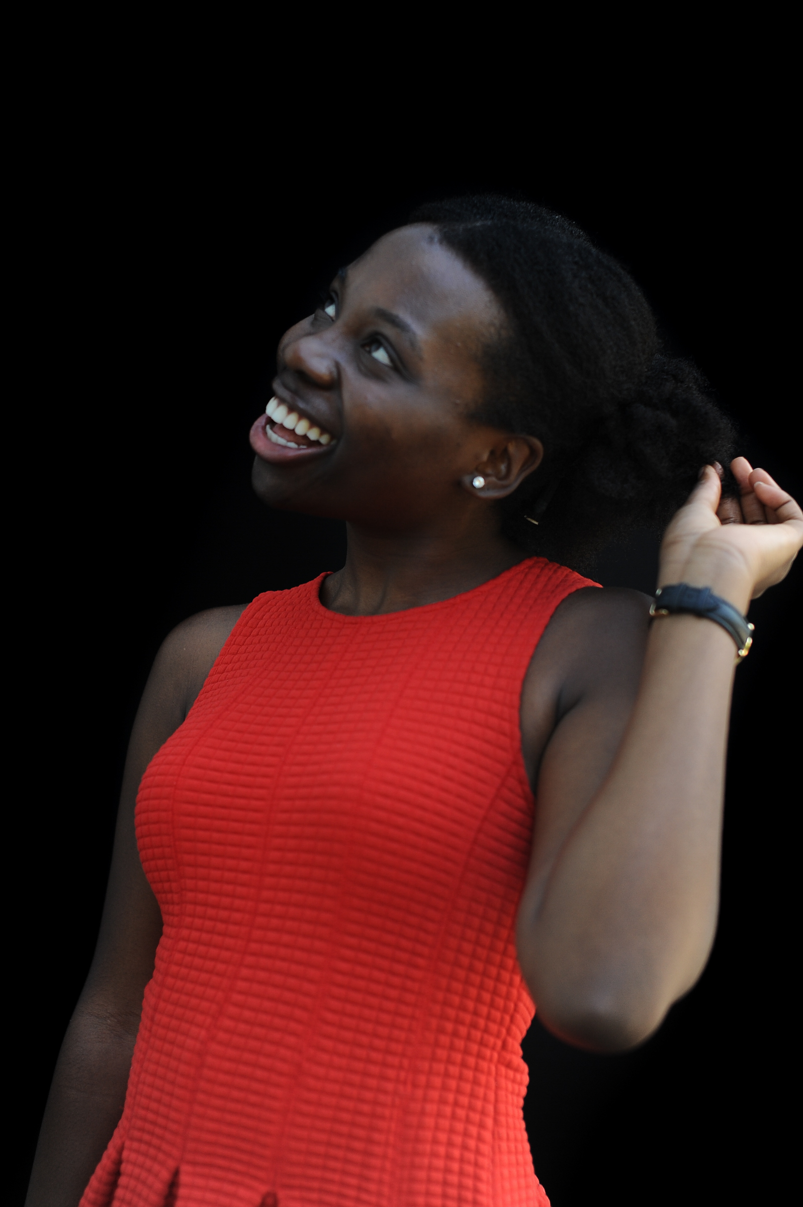 Name: Mo AyodeleClass Year: 2018Major: AEMHometown: Charlotte, NCActivities: Art Beyond Cornell, Delta Sigma Pi, Senior Class CampaignIf you could make up a major, what would it be?: Online ShoppingWhy would you be on the front page of The Cornell Daily Sun?: Crashing a trustee dinner.Blurb: Black girl magic.  Get used to it.