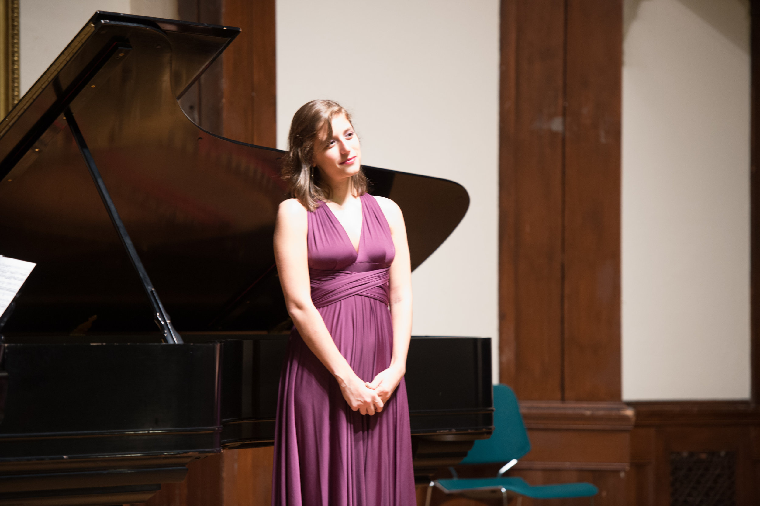 Opera Singers Initiative Concert, February 2015