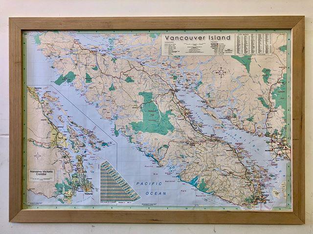 A big map for a big Island!