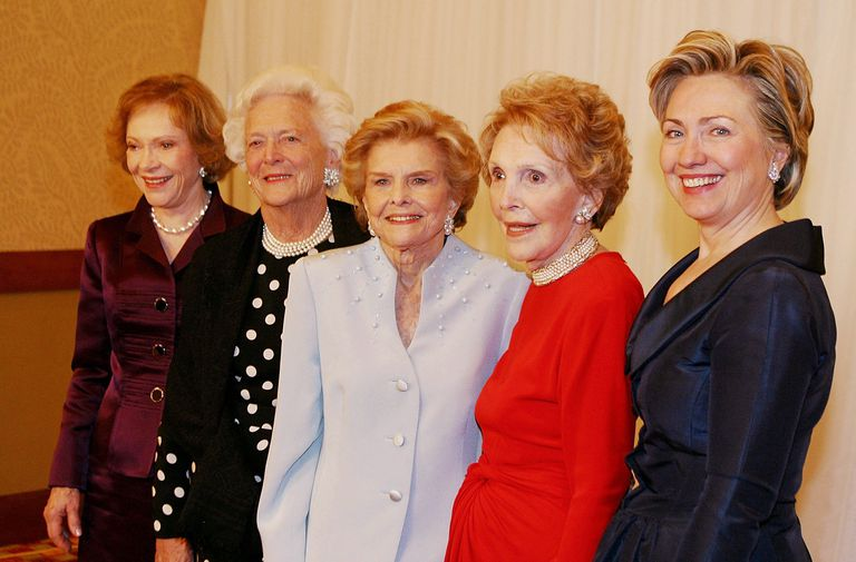 First ladies, BM (Before-Michelle)