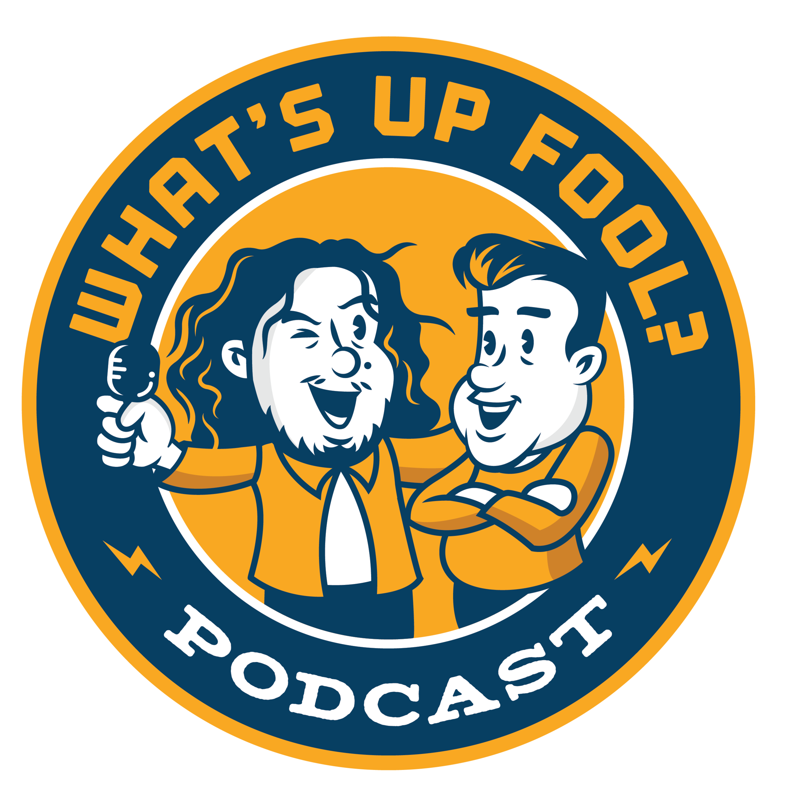 What's Up Fool? - Felipe Esparza invited me on his awesome podcast on All Things Comedy. We chat about comedy drama, the Bay vs LA and a bunch of other random shit. WHAT'S UP FOOL?