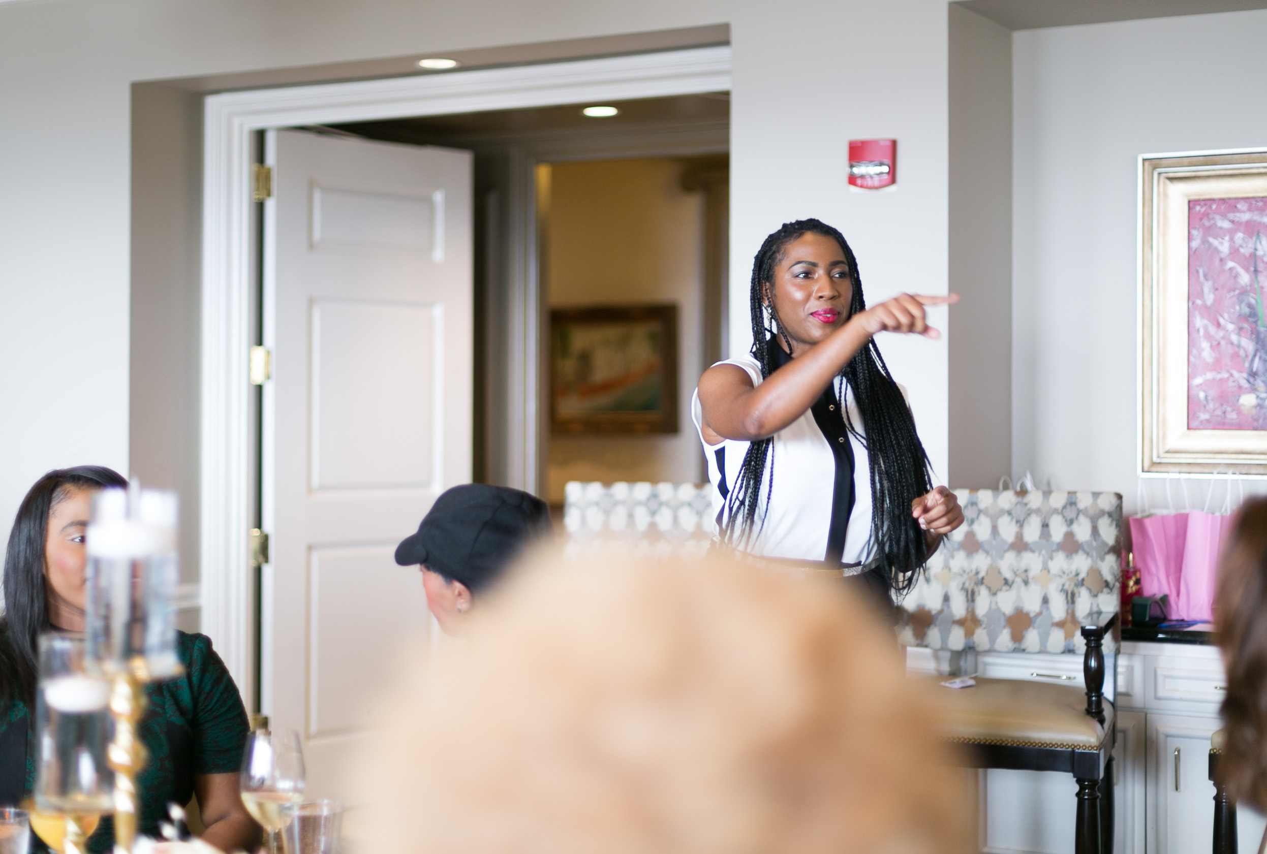 Motivation - The Boss Babes Brunch Tour features a keynote speaker, workshop speakers, and the Boss Babe Panel. These ladies provide practical tools and best practices that will inspire you to take your brand to the next level.