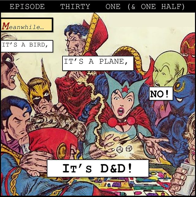 It's everybody's favorite! A bonus episode! This one has our bits and bites from talking 'bout the fantasy fantasy draft! Check it wherever fine podcasts are sold! #realhumanbings #D&D #fantasyfantasydraft