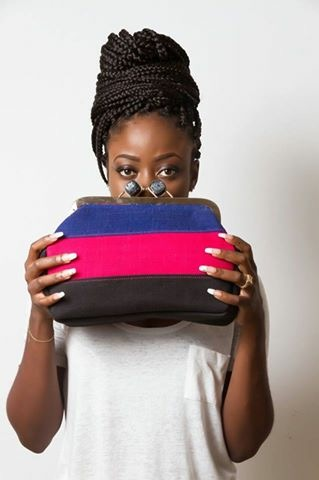 Nadiyath KAFFO - Nadiyath is the founder of EWA OKE, a handmade craftwork company. Her Brand mixes leather and the popular