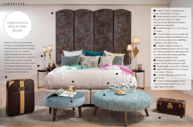 PRÉMIO MAGAZINE  | Luxury Bedroom (June 2013)