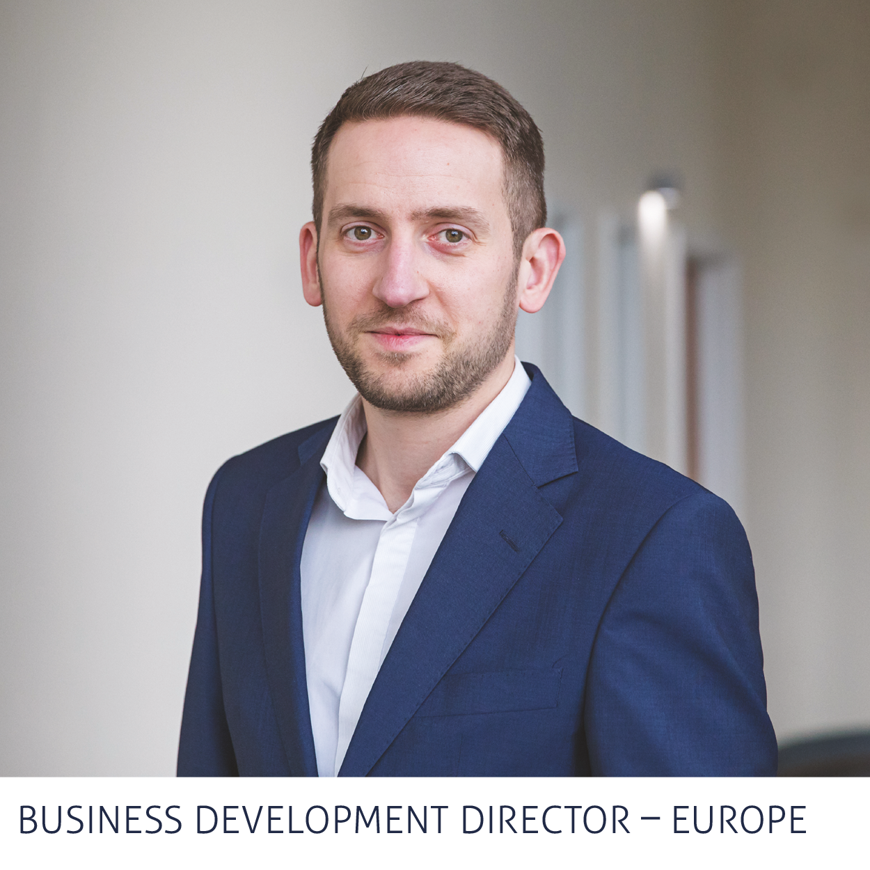 Billy Kontoulis, Business Development Director - Europe