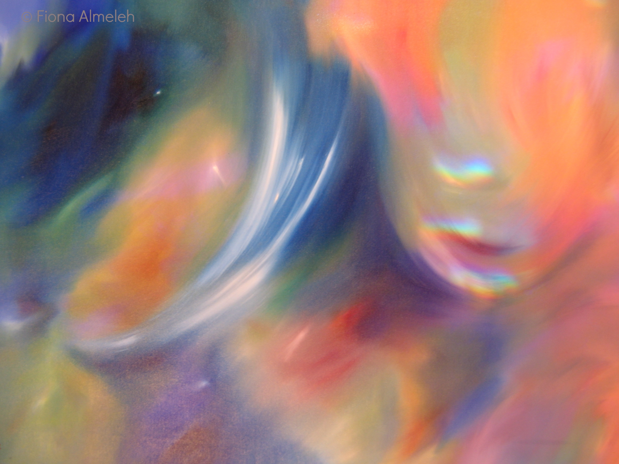 Painting Light - Rainbows